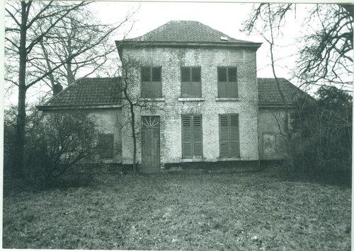 Diepenbeek Hoog Keizel 48-50 jachtpaviljoen