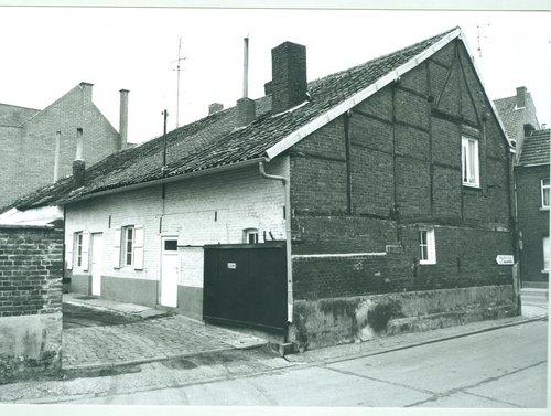 Diepenbeek Kapelstraat 9 achtergevel