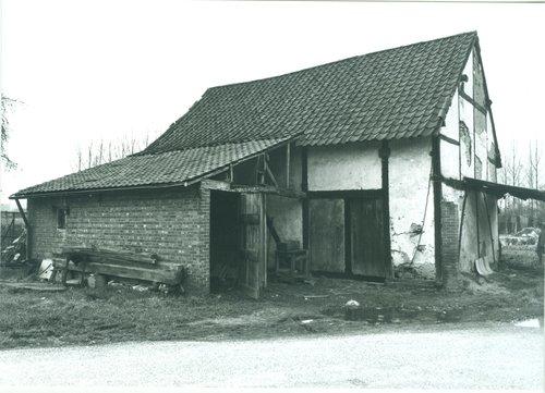 Diepenbeek Kastanjelaan 50 schuur