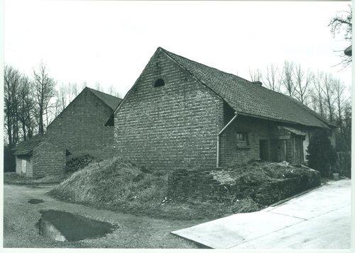 Diepenbeek Kastanjelaan 61 achtergevel woonhuis