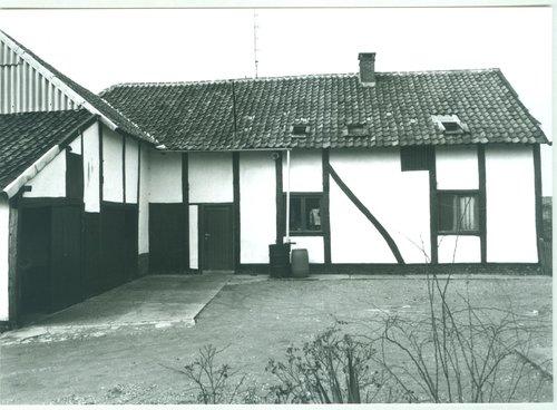 Diepenbeek Kruisstraat 25 woonhuis en stal