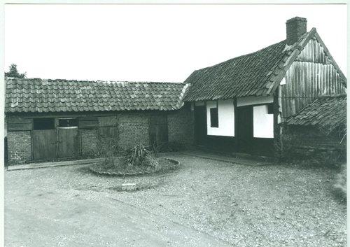 Diepenbeek Kruisstraat 25 varkensstal en woonhuis