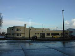 Onderstation van het Bestuur voor Elektriciteit en   Elektromechanica