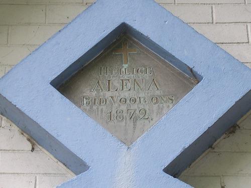 Dilbeek Alenaborre zonder nummer, Kapelstraat 113