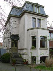 Villa in tuin
