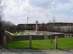Colne Valley Cemetery