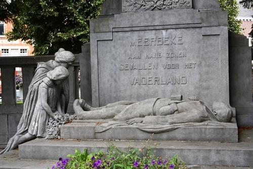 Meerbeke oorlogsgedenkteken