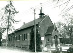 Kapel Onze-Lieve-Vrouw aan de Staak van 1833