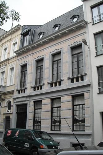 Antwerpen Mozartstraat 25