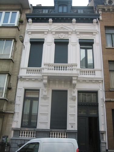Antwerpen Rotterdamstraat 30