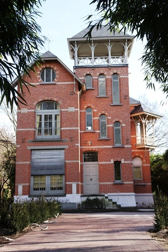 Gent Visitatiestraat 138