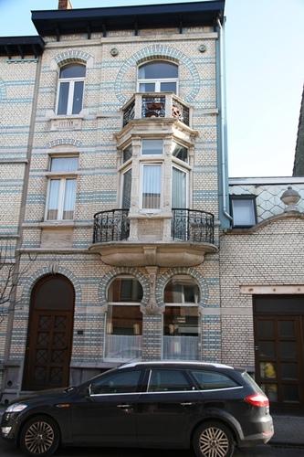 Gent Visitatiestraat 158
