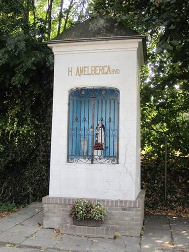 Oudenaarde Sint-Amelbergastraat Straatbeeld