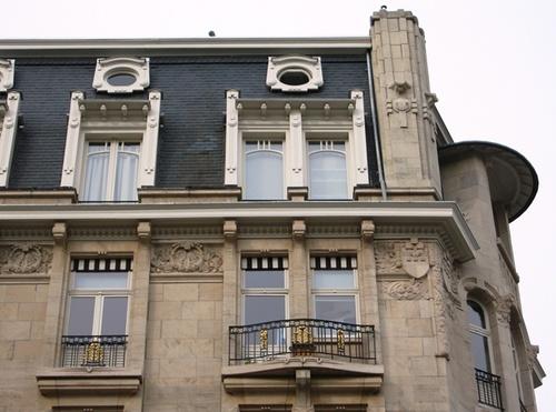 Antwerpen Britselei  1