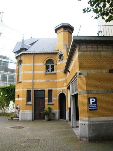 Antwerpen Maria-Henriëttalei 1