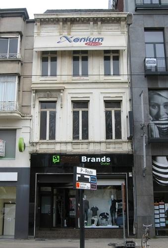Antwerpen Frankrijklei 21