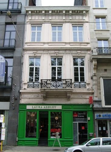 Antwerpen Frankrijklei 27