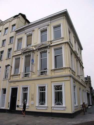 Antwerpen Frankrijklei 128A