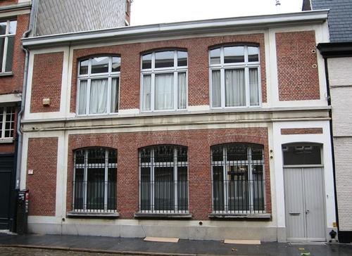 Antwerpen Tabakvest 31