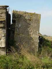 Duits-Britse bunker Goumier Farm