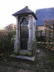 Neogotische kapel van 1890