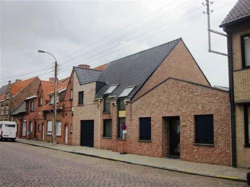Langemark-Poelkapelle Klerkenstraat 21-31