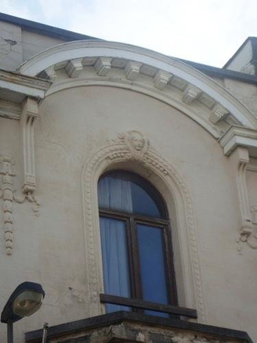 Antwerpen Krugerstraat_HO 128 detail raam