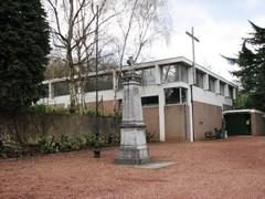 Sint-Rochusmemoriaal en gedenkzuil