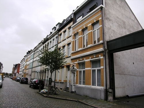 Antwerpen  Biekorfstraat zicht