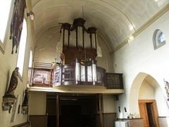 Orgel kerk Sint-Laurentius