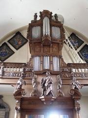 Orgel Sint-Annakerk