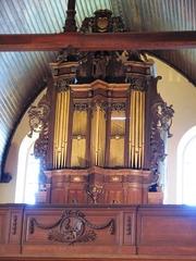 Orgels kerk Sint-Amandus