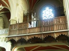 Orgel kloosterkerk Minderbroeders
