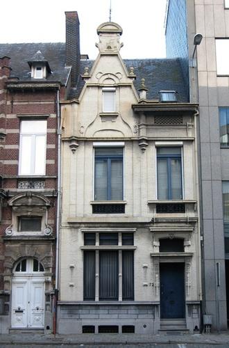 Antwerpen Generaal Lemanstraat 72