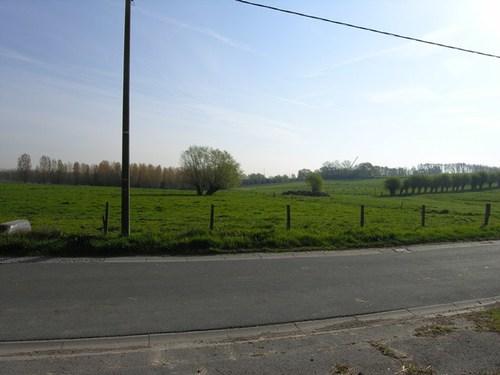 Dilbeek_Elegemstraat_zicht over nr. 125