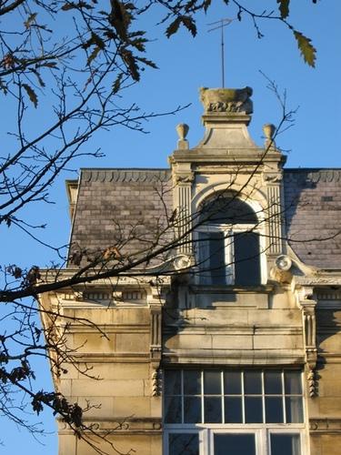 Antwerpen Hagedoornlaan 10 dakvenster