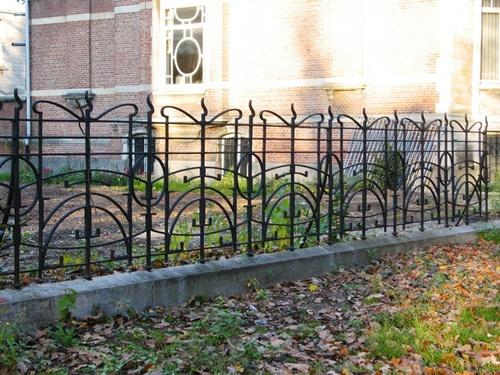 Antwerpen Hagedoornlaan 10 tuinhek