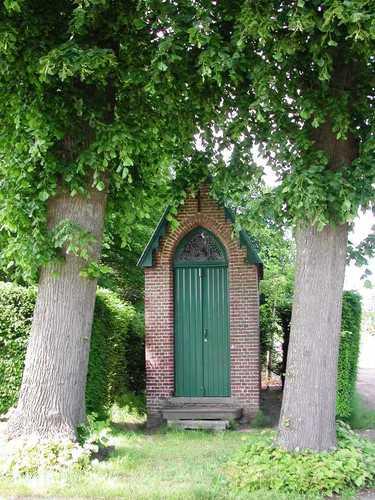 Brugge Legeweg zonder nummer kapel