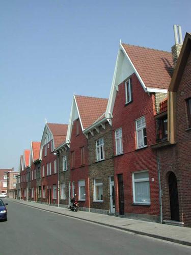 Brugge Riethuisstraat 5-25