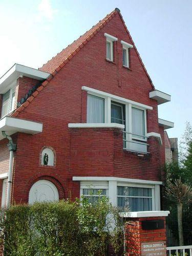 Brugge Sint-Sebastiaansstraat 1