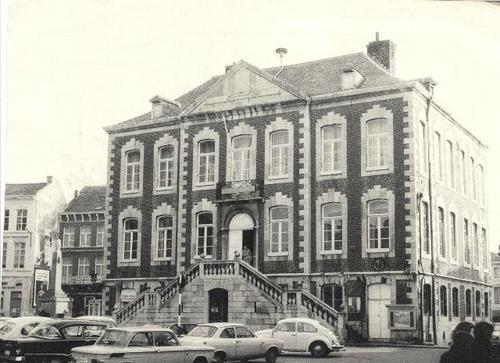 Tongeren Stadhuisplein 9