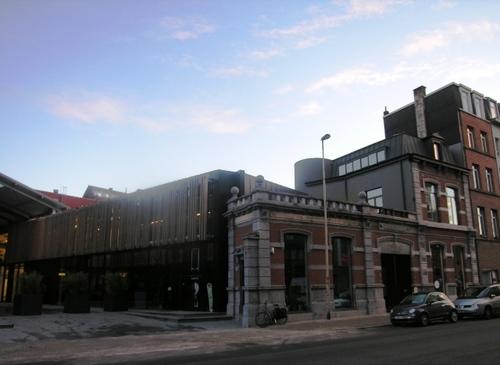Antwerpen Vismijn 2012