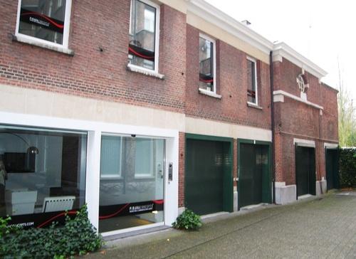 Antwerpen Eglantierlaan 3-5 garages