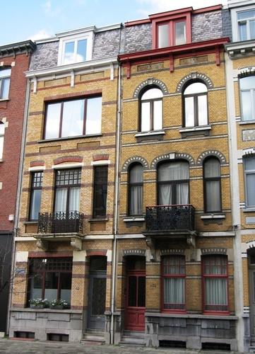 Antwerpen Eglantierlaan 124-126