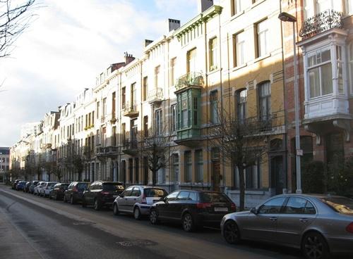 Antwerpen Eglantierlaan pare zijde