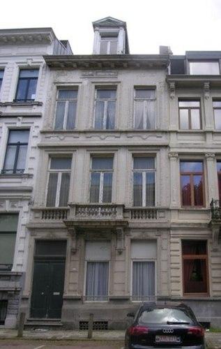 Antwerpen Plaatsnijdersstraat 9