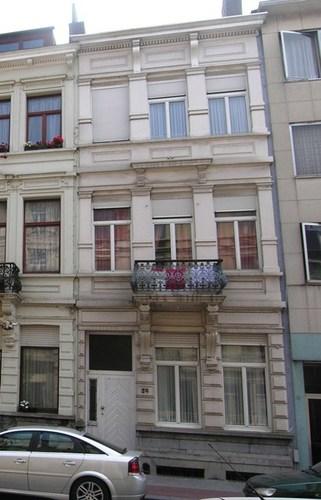 Antwerpen Montignystraat 39