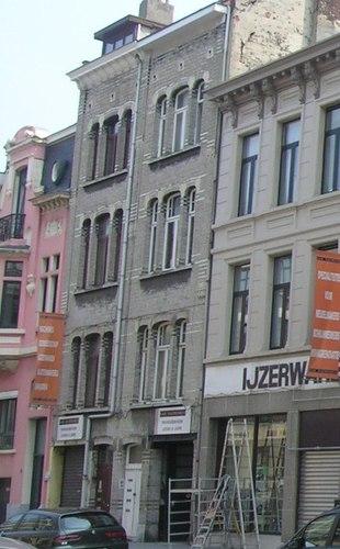 Antwerpen Montignystraat 75-77