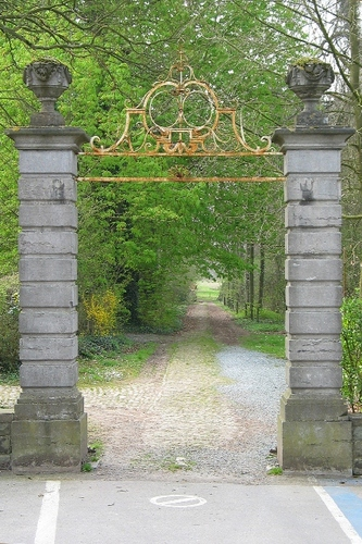 Lovenjoel Groot Park toegangspoort