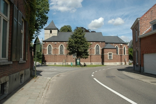 Lovenjoel Stationsstraat 50 Sint-Lambertuskerk